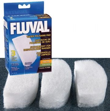 Fluval Quick Clear Pad 3 pack